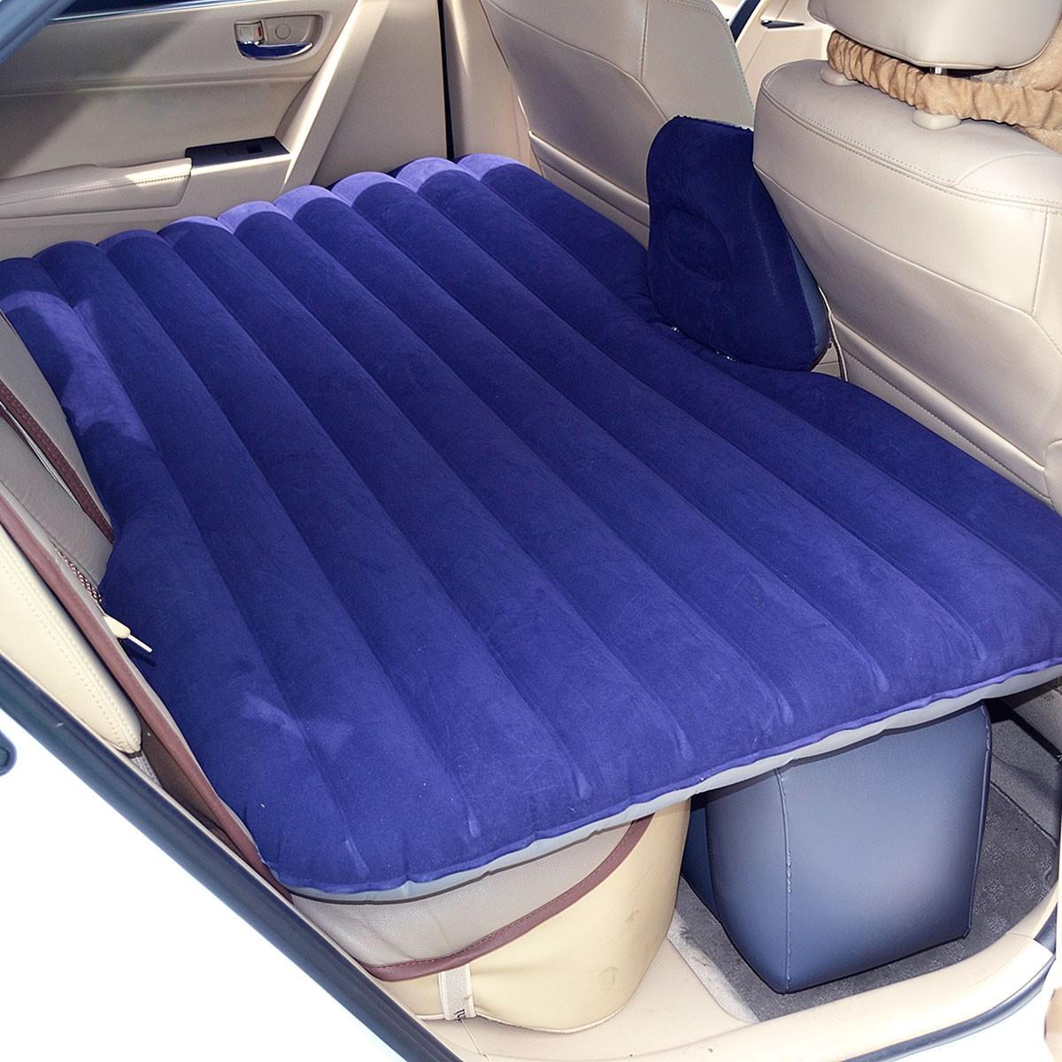 Orange Car Travel Inflatable Mattress (DK-IB1FO)