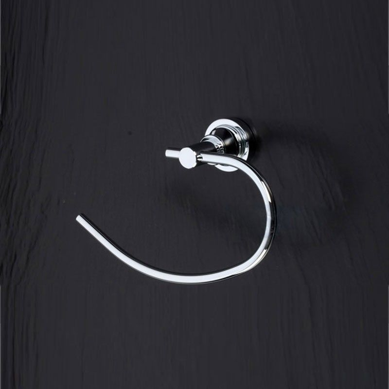 Anti-Oxidant Aluminum Alloy Towel Ring (60560)