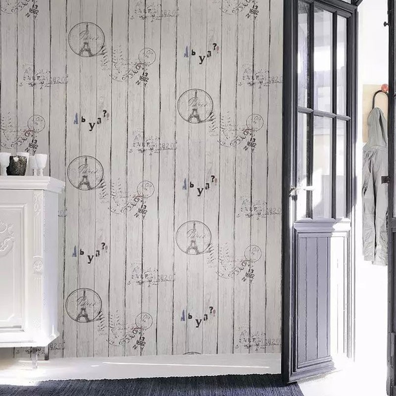 PVC 3D Scenic Pattern Room Wallpaper, 57 sq.ft/Roll (DK-SE451301)