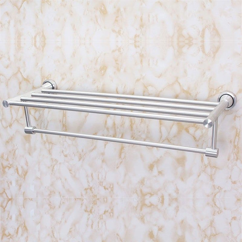 24 Inch Aluminum Alloy Towel Shelf & Bar (60500)