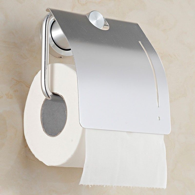 Anti-Oxidant Aluminum Alloy Toilet Paper Holder (60551)