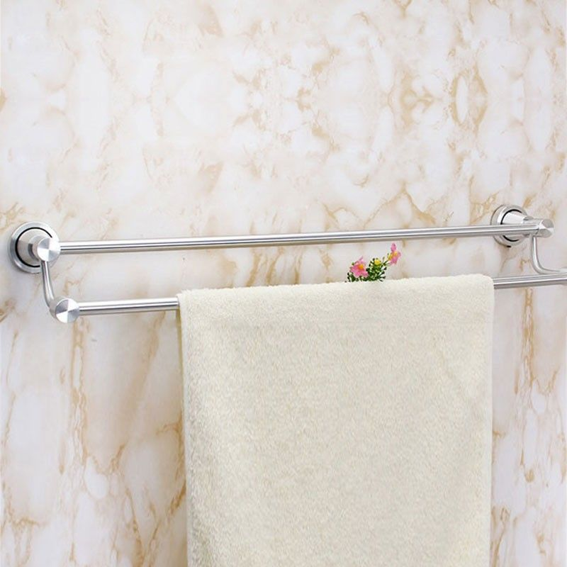 Aluminum Alloy Double Towel Bar (60548)