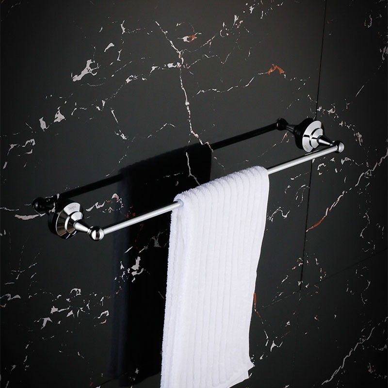 Chrome Brass Towel Bar (80624)