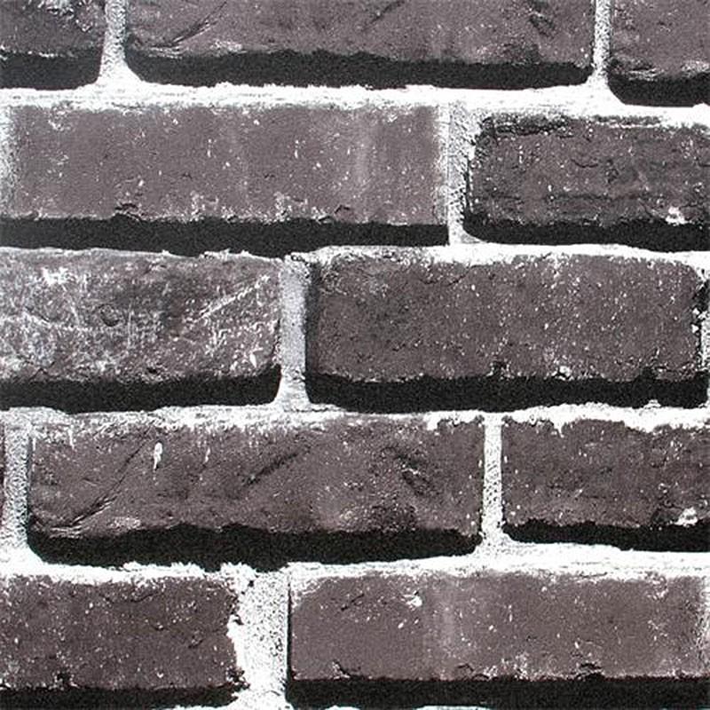 3D Rustic Brick Room Wallpaper (DK-SE453004)