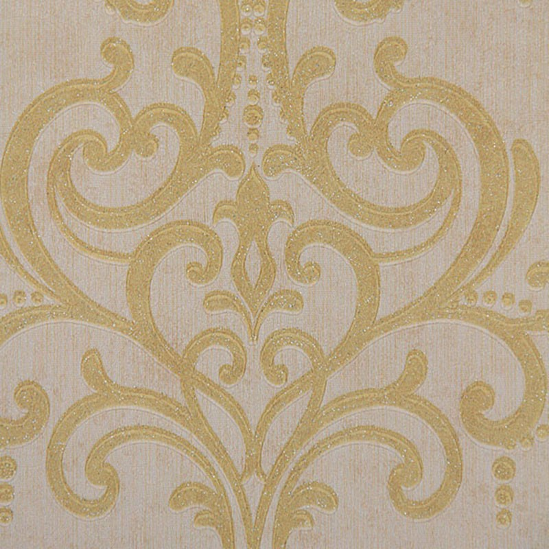 3D Embossed Pattern Design Room Wallpaper, 57 sq.ft/Roll (DK-BL07033)