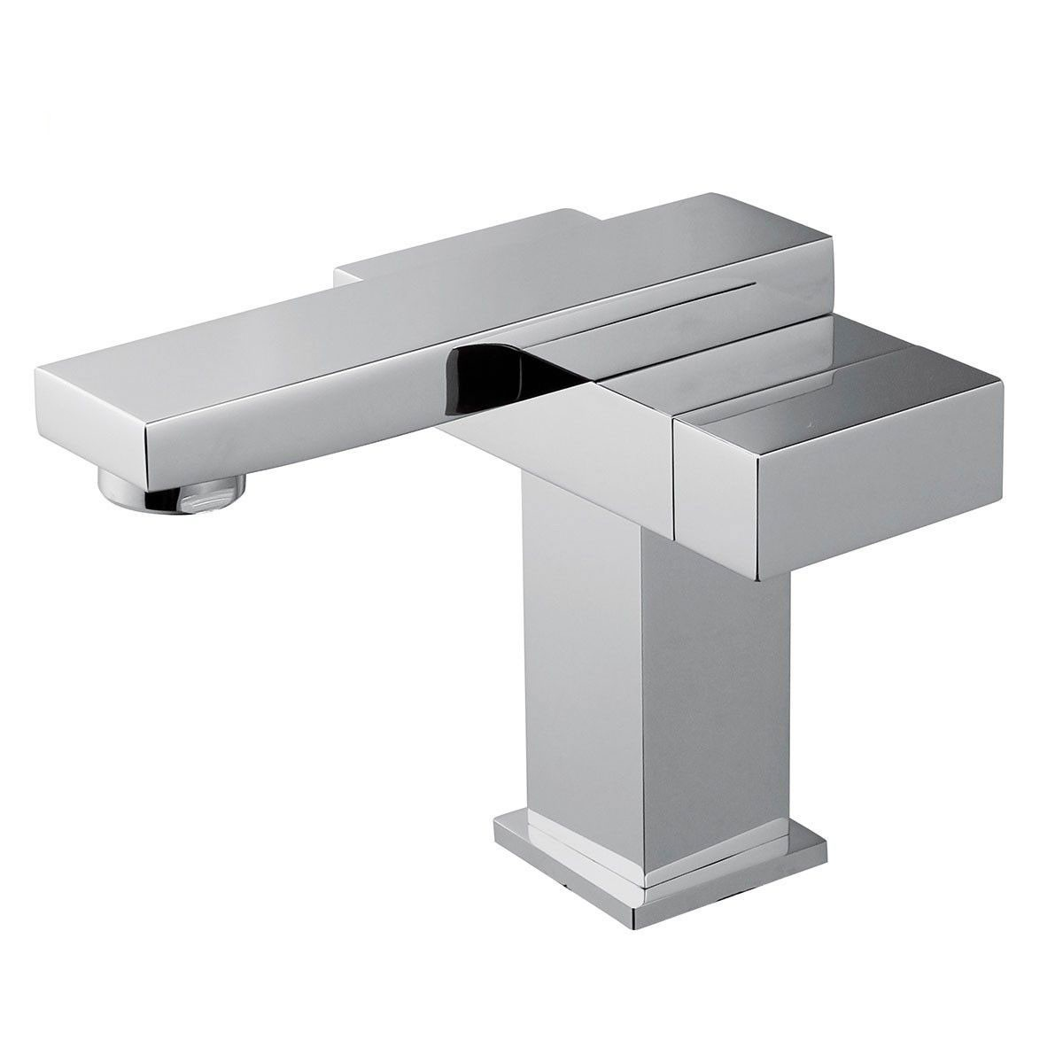 Basin&Sink Faucet - Brass with Chrome Finish (6051)