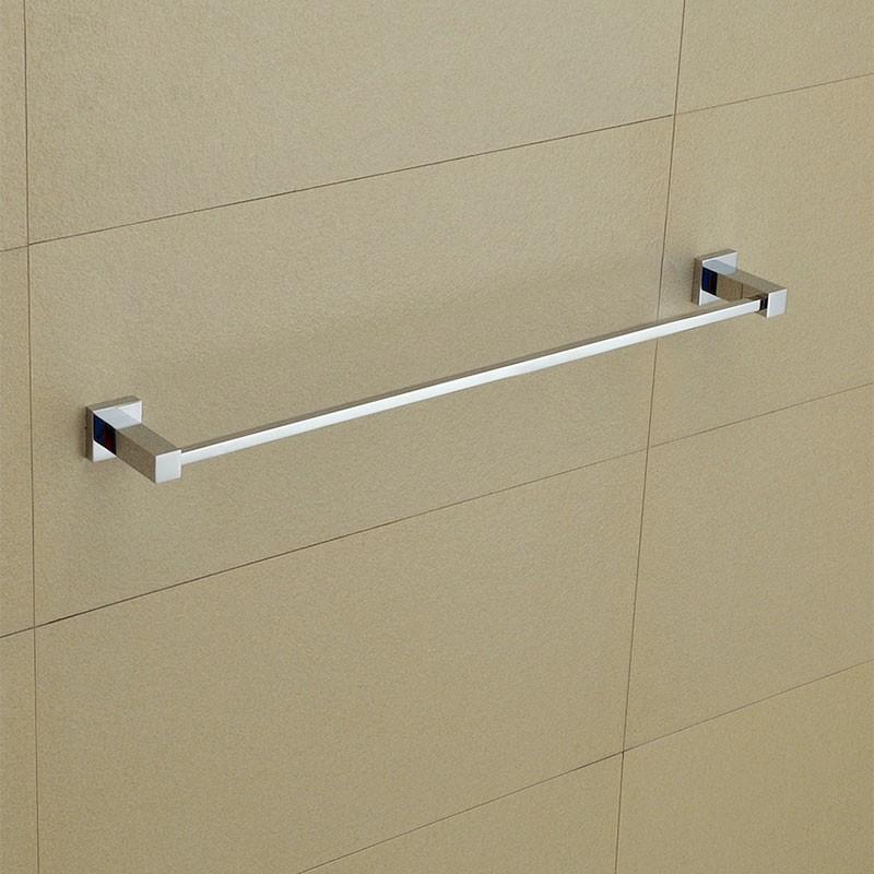 Chrome Brass Towel Bar (80824)