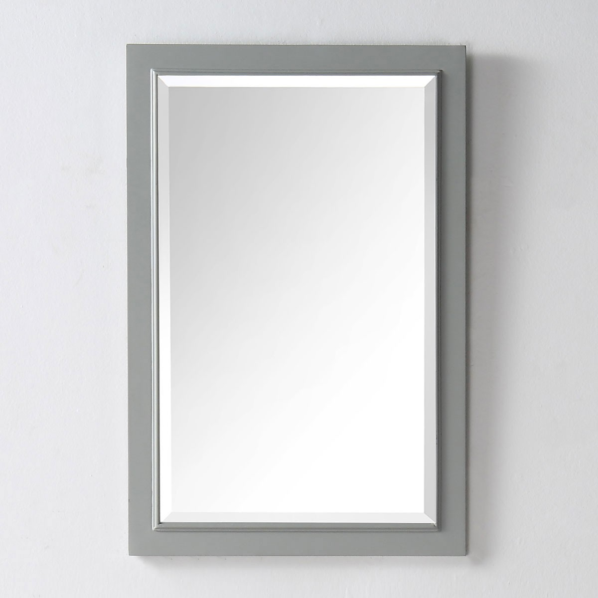 20 x 30 In Mirror with Cool Gray Frame (DK-5000-CGM)