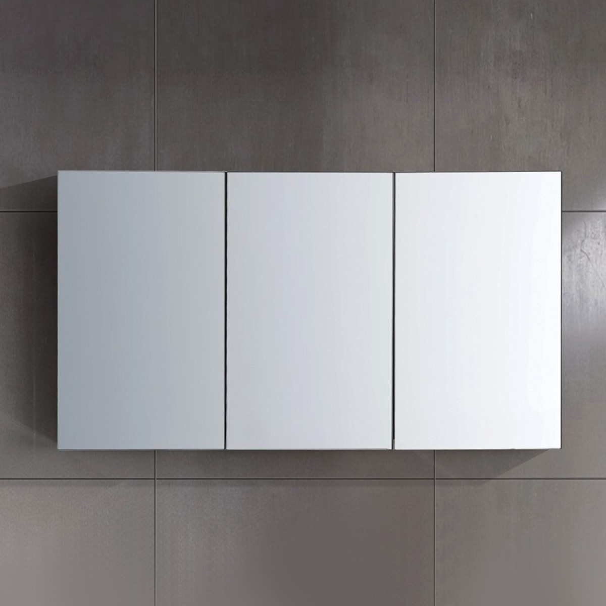 48 x 26 In. Mirror Cabinet with 3 Mirror Doors (JD054-M)