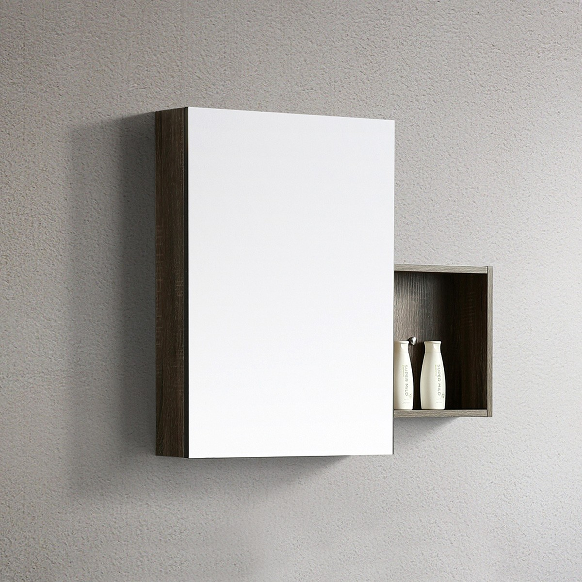 34 x 30 In. Mirror Cabinet with Mirror Door and shelf (G8295-M)