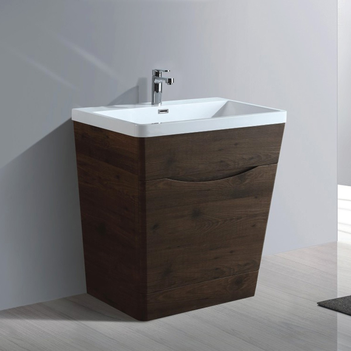 32 In. Bathroom Vanity with Basin (MY8001-V)