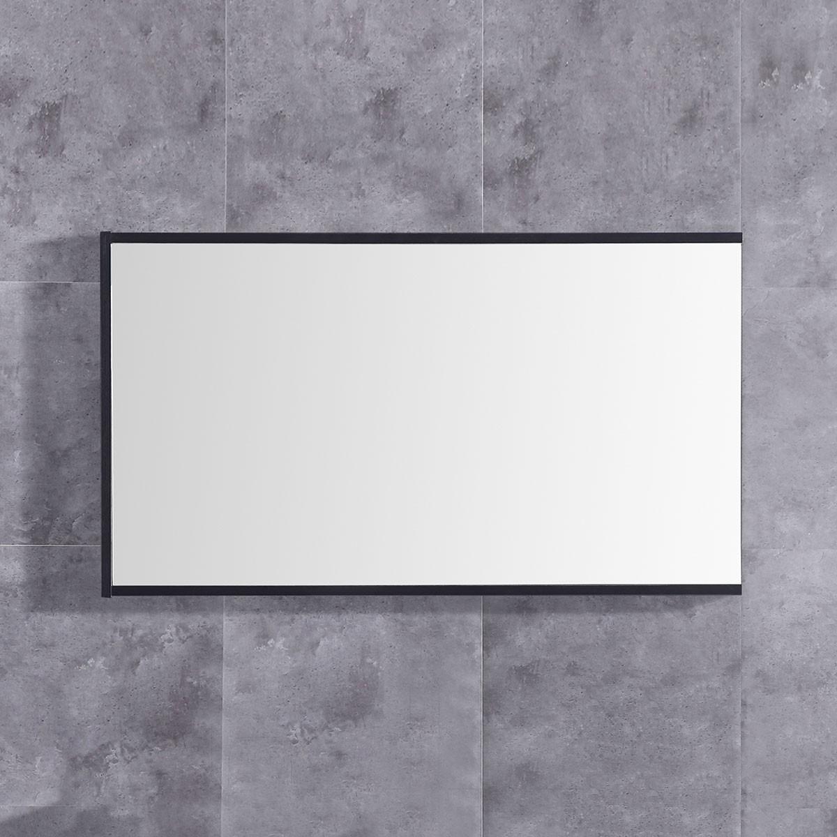 40 x 28 In.Wood Frame Mirror (DK-TH9032-M)