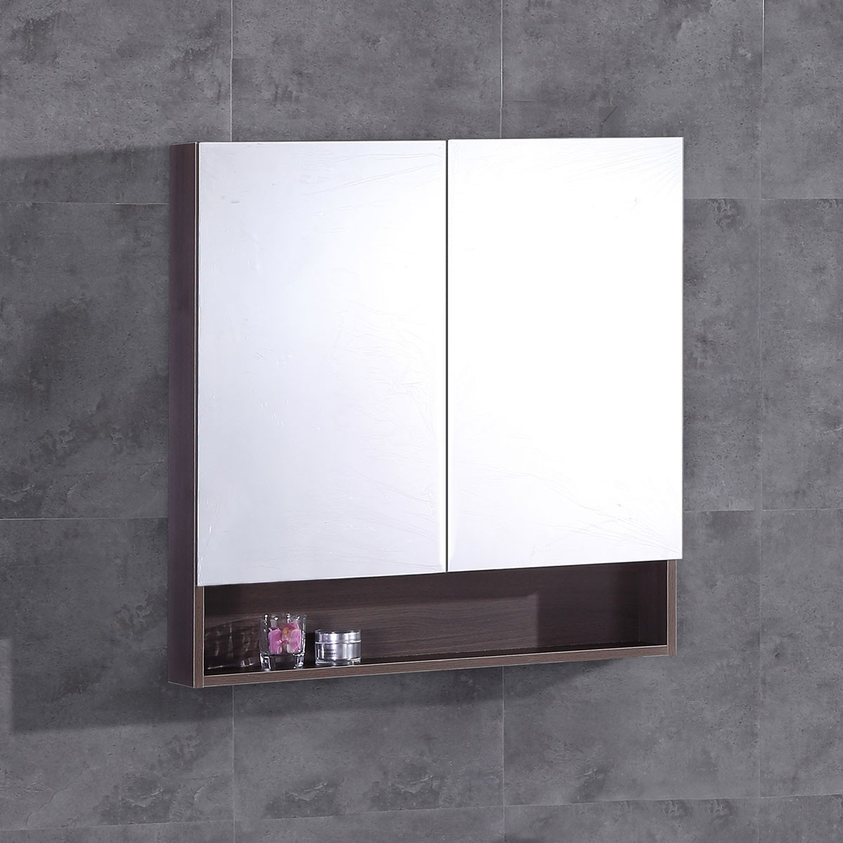 32 x 32 In. Mirror Cabinet (DK-T5007-M)