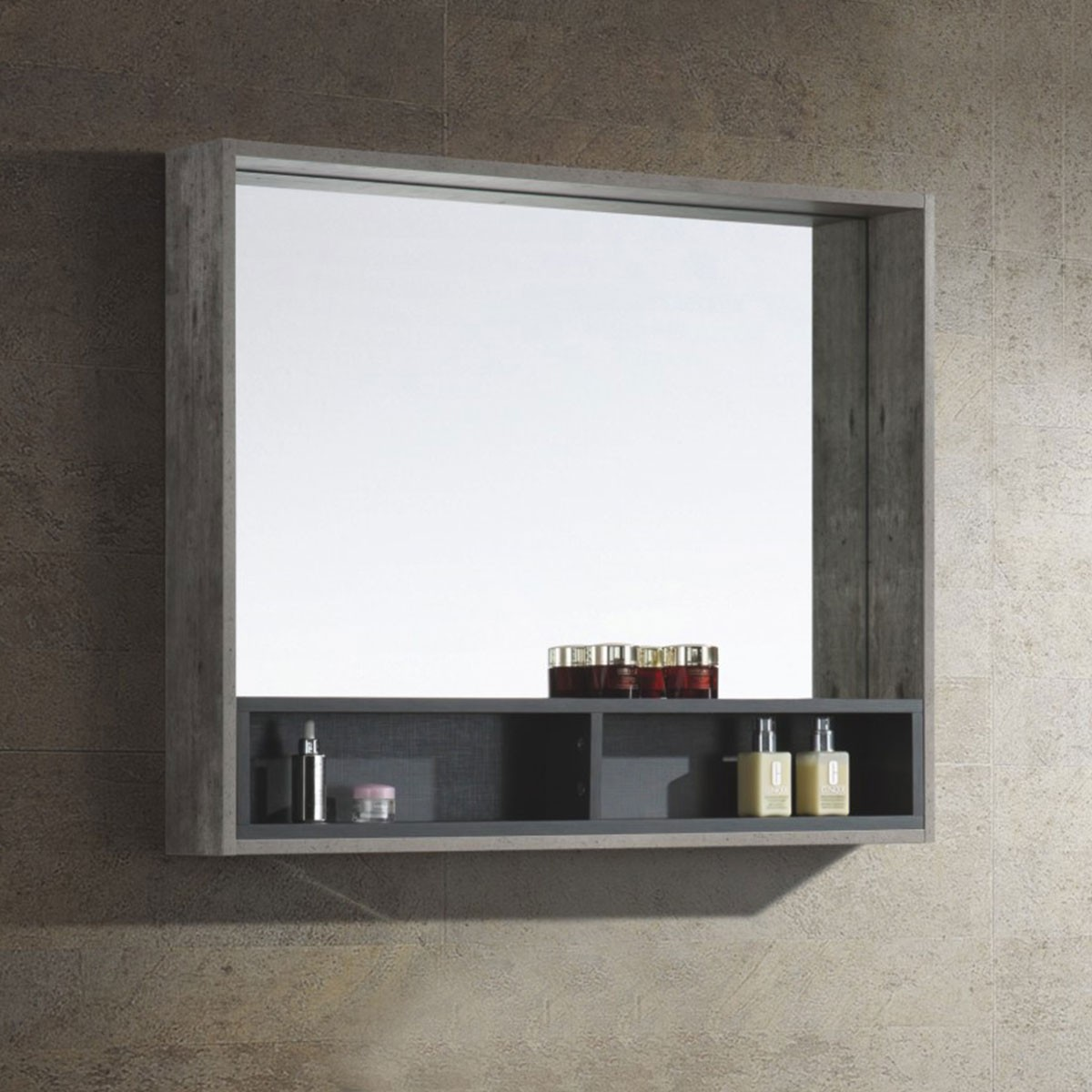 37 x 30 In Mirror Cabinet (HP1001-M)