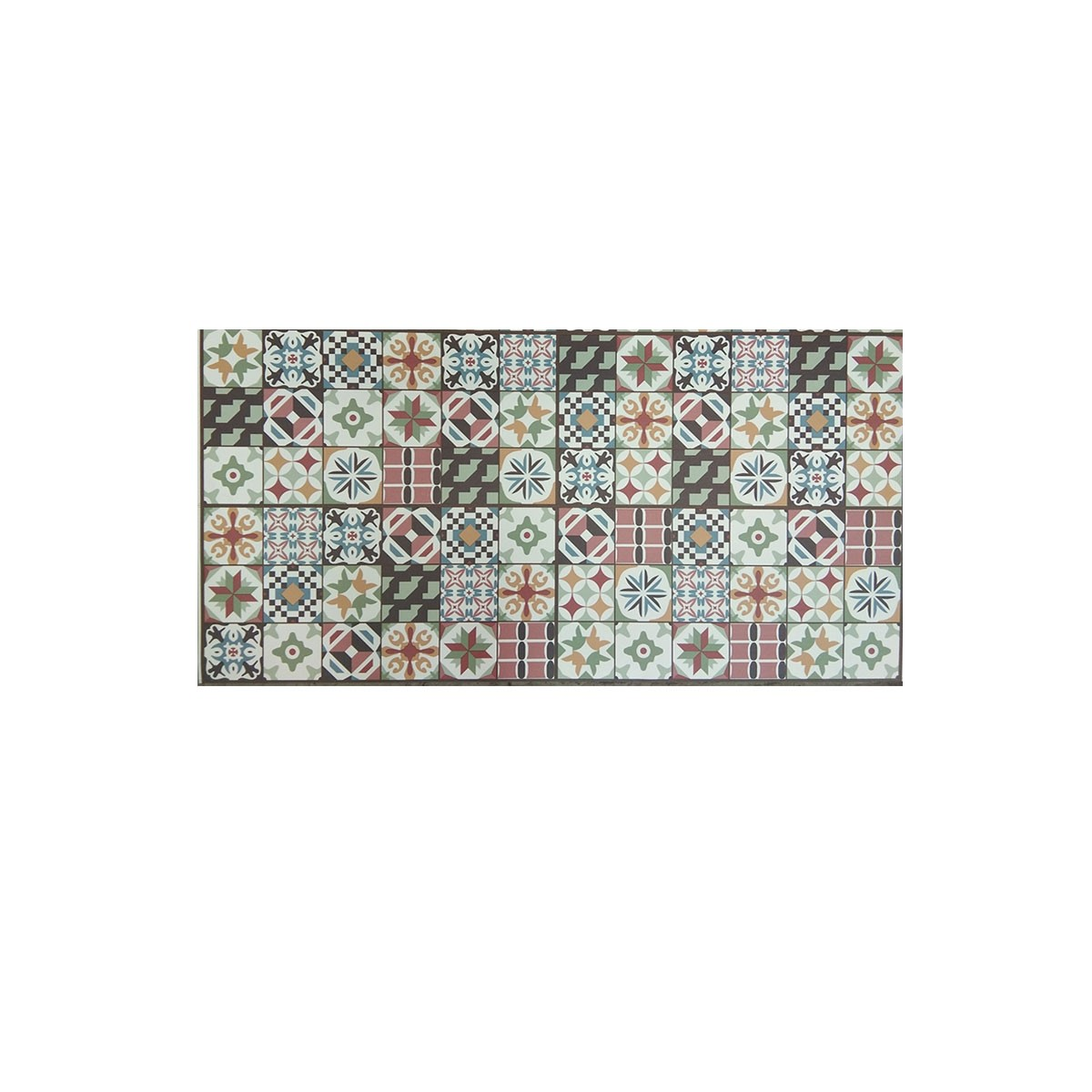 DECORAPORT NWS Wall Panel, Casablanca World, 4'' x6'' (NCC-04) (Sample)