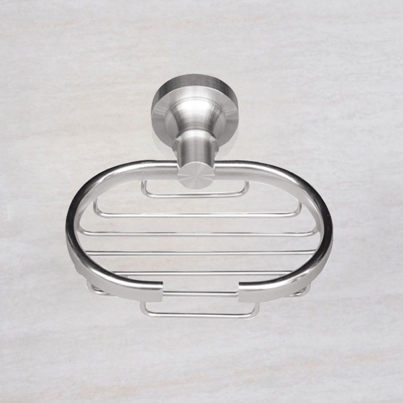 Wall-Mounted Soap Holder - Anti-oxidant Aluminum Alloy (60559)