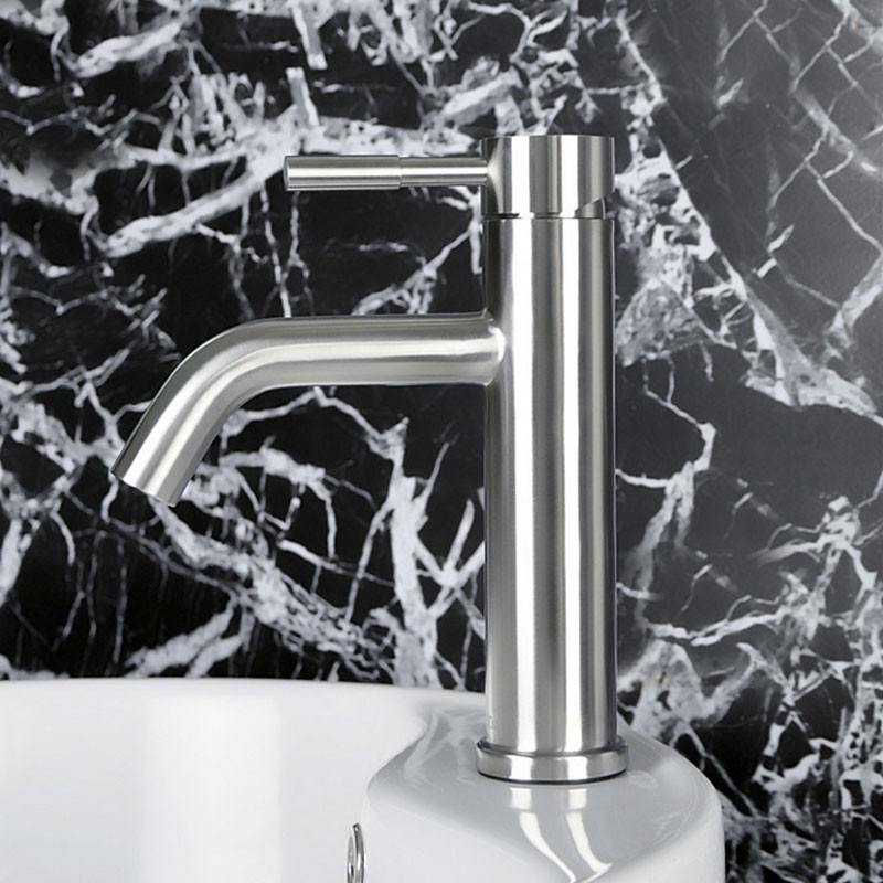 Basin&Sink Faucet - Brass with Chrome Finish (5920A)