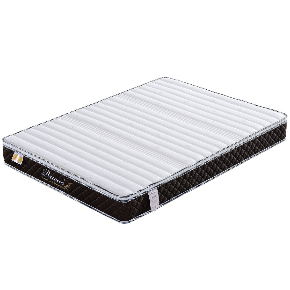 Comfortable Memory Foam Mattress with Independent Spring (DK-SRU1414-183B)