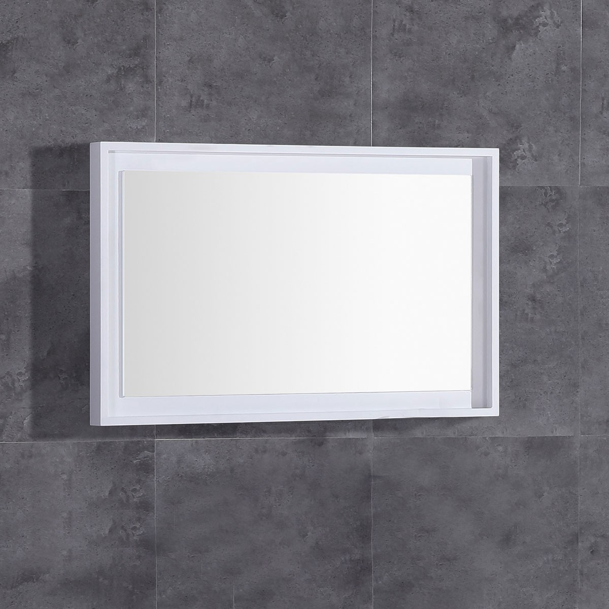 32 x 20 In. Mirror with  Frame (DK-TH22119-M)