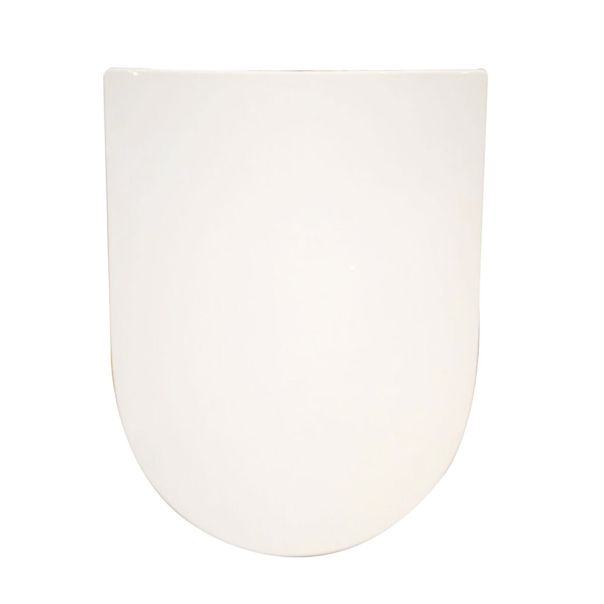White Soft Close Toilet Seat with Cover (DK-CL-016)