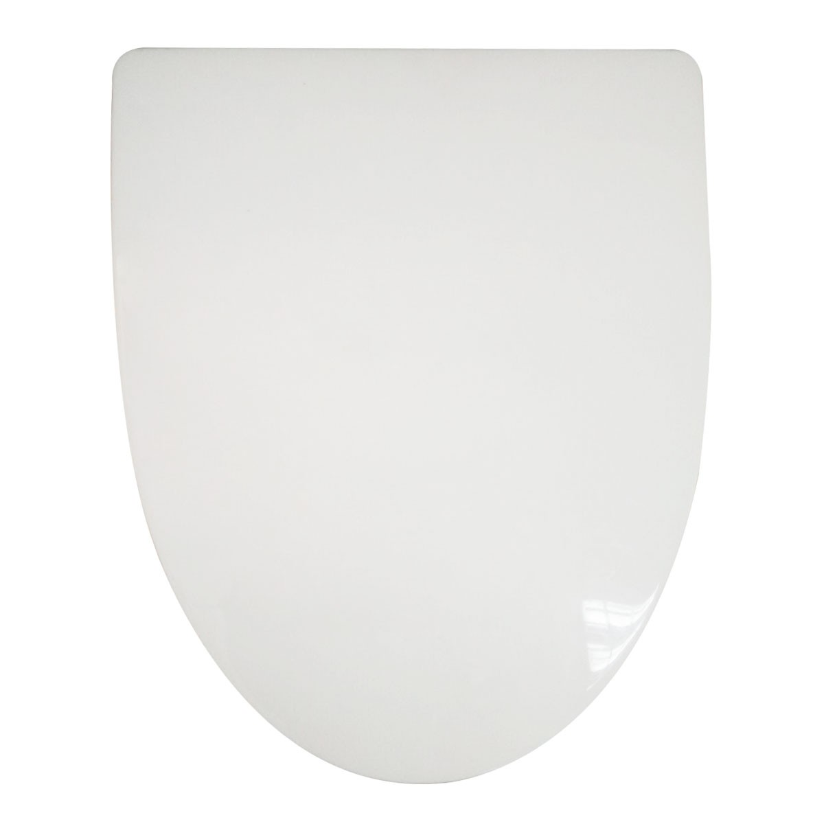 White Soft Close Toilet Seat with Cover (DK-CL-022)