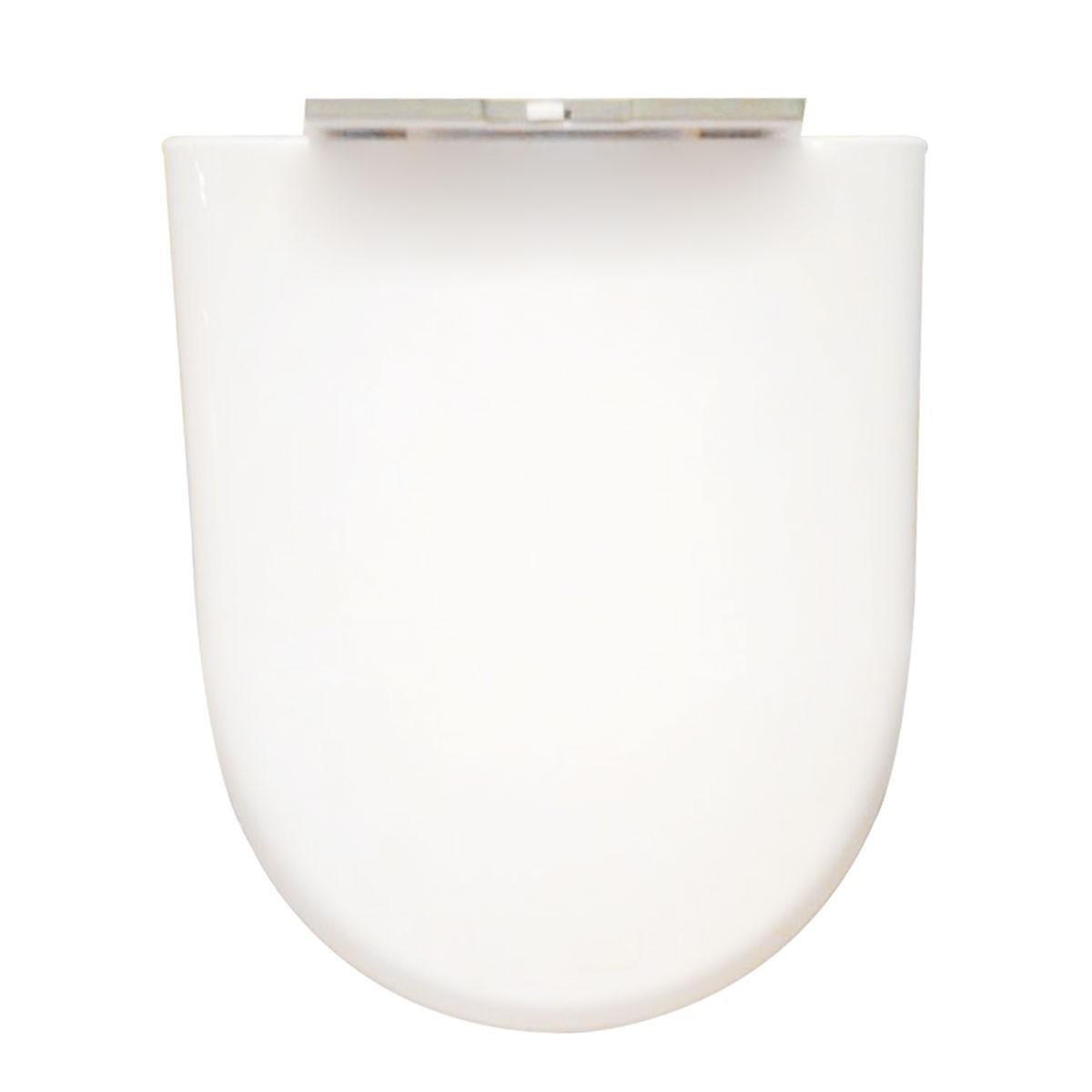 White Soft Close Toilet Seat with Cover (DK-CL-026)