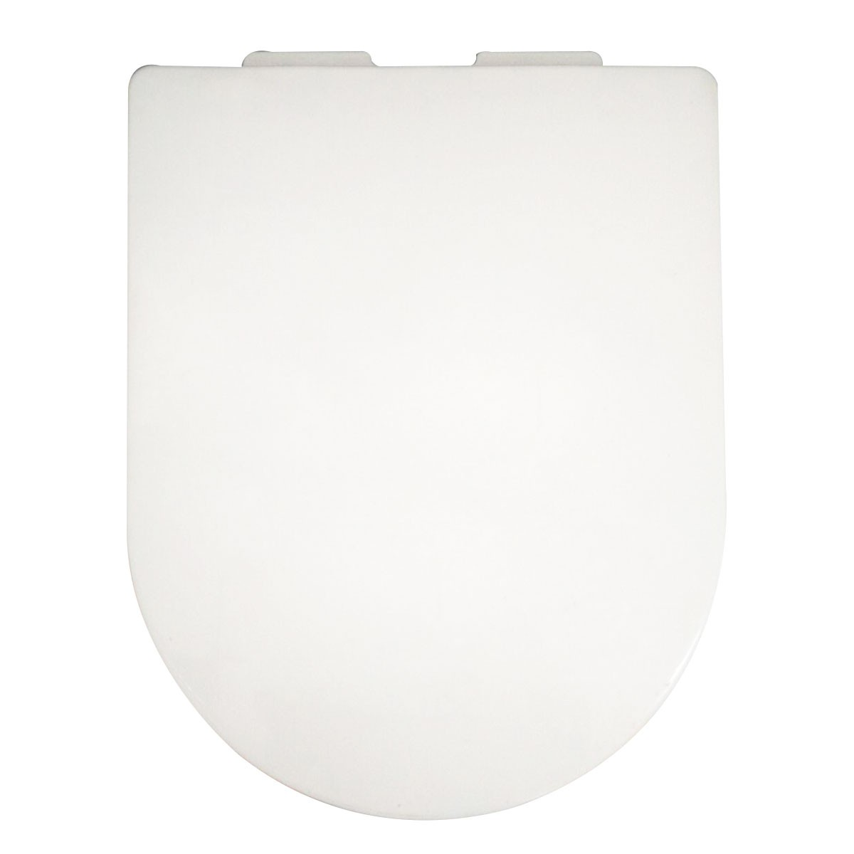 White Soft Close Toilet Seat with Cover (DK-CL-031)