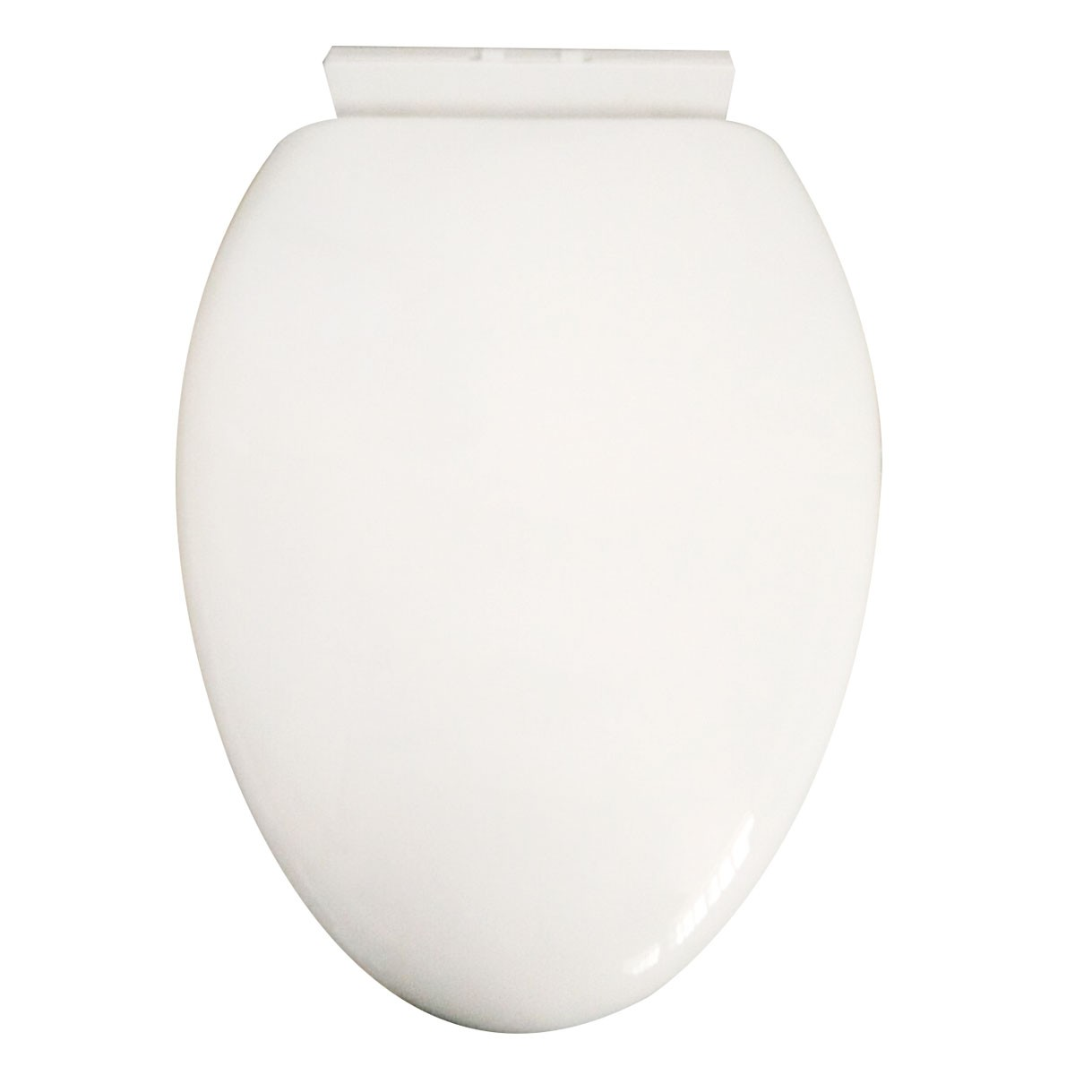 White Soft Close Toilet Seat with Cover (DK-CL-060)