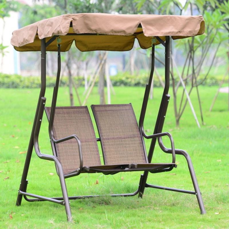 Double-Seat Patio Swing (YZ-016)