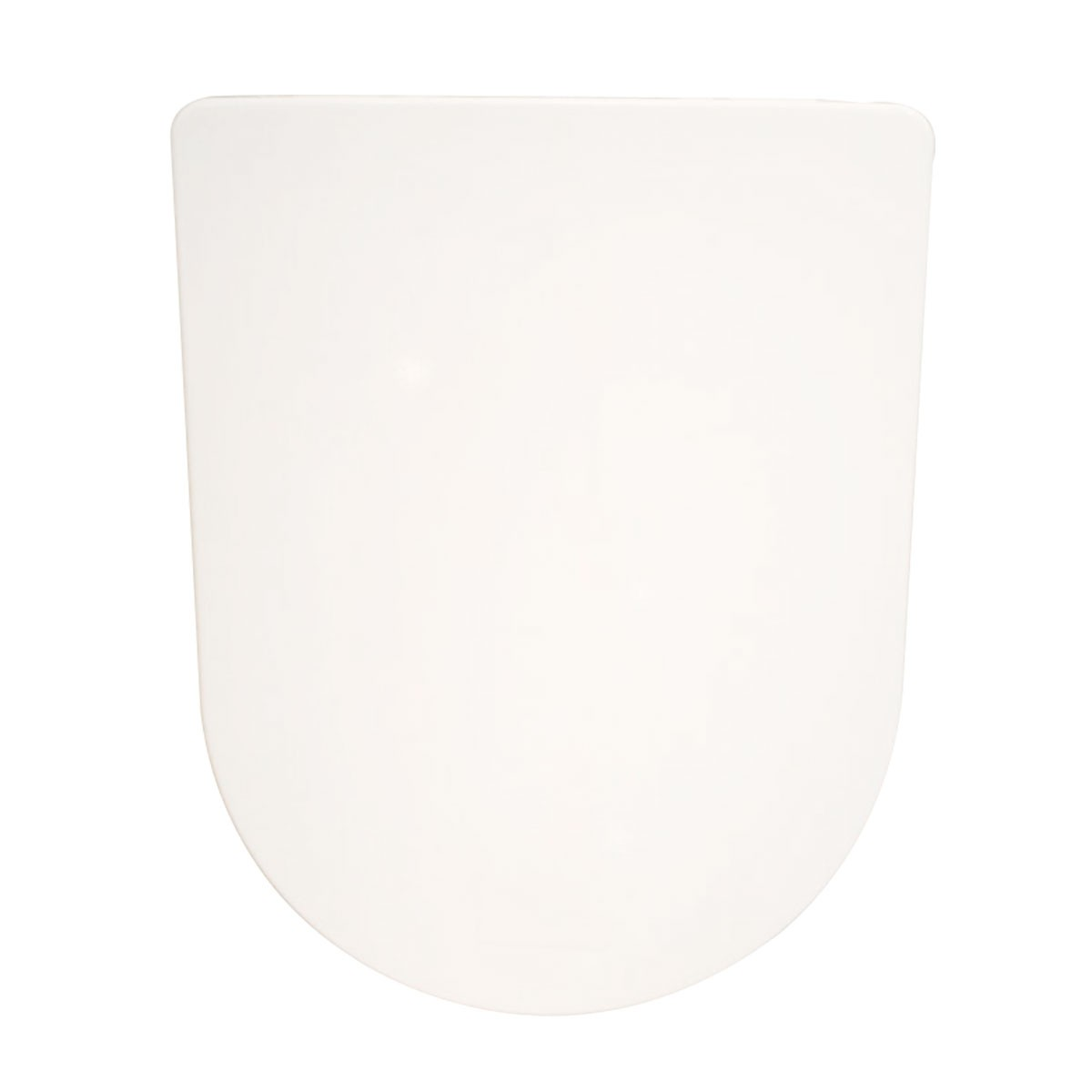 White Soft Close Toilet Seat with Cover (DK-CL-110)