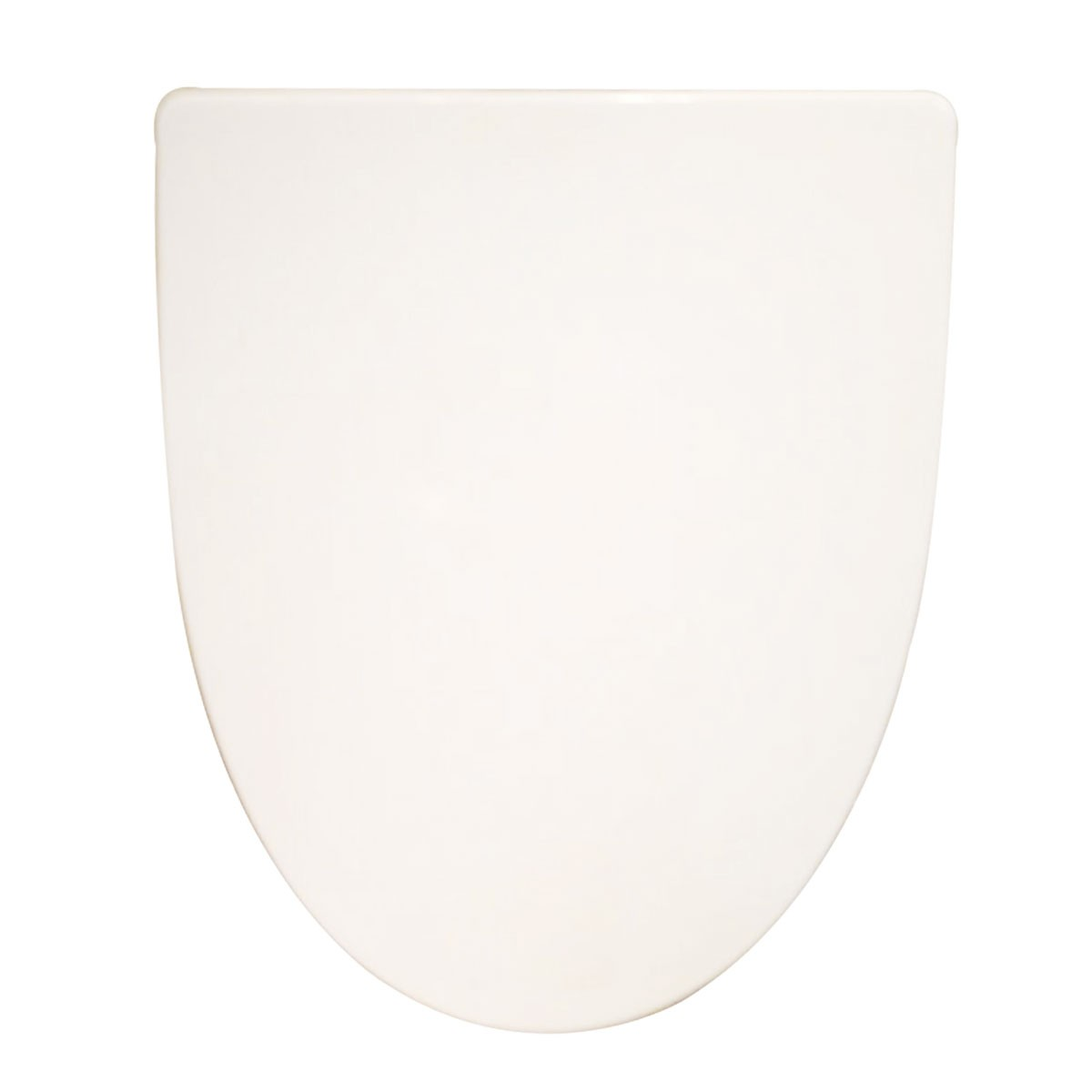 White Soft Close Toilet Seat with Cover (DK-CL-117)