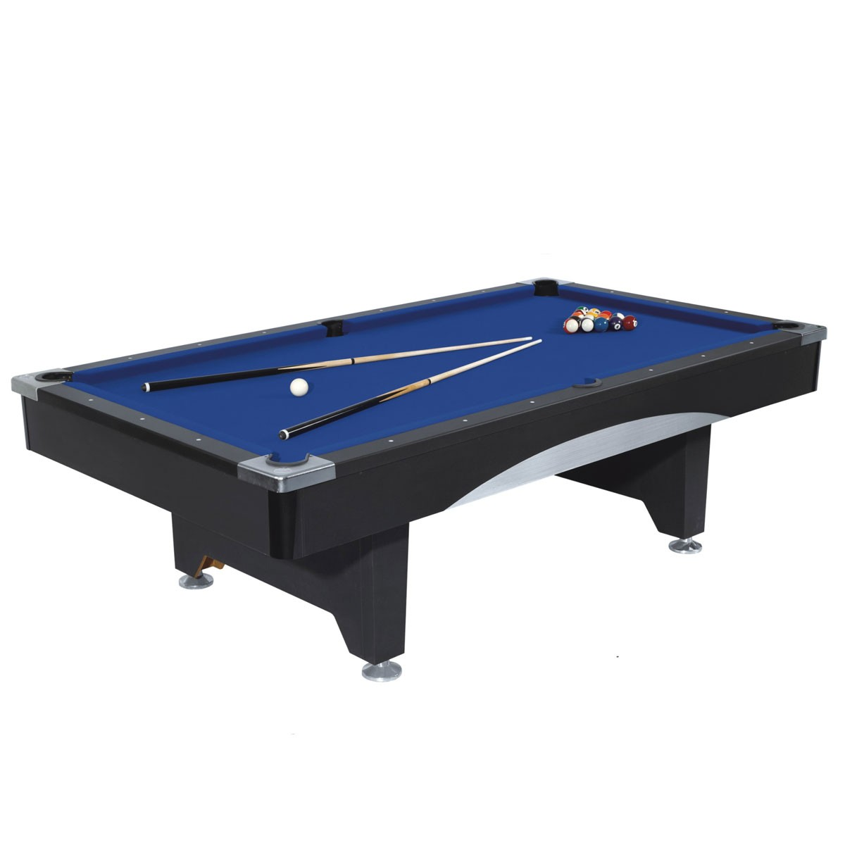 8 Foot Pool Table With Accessories (ZLB P07)