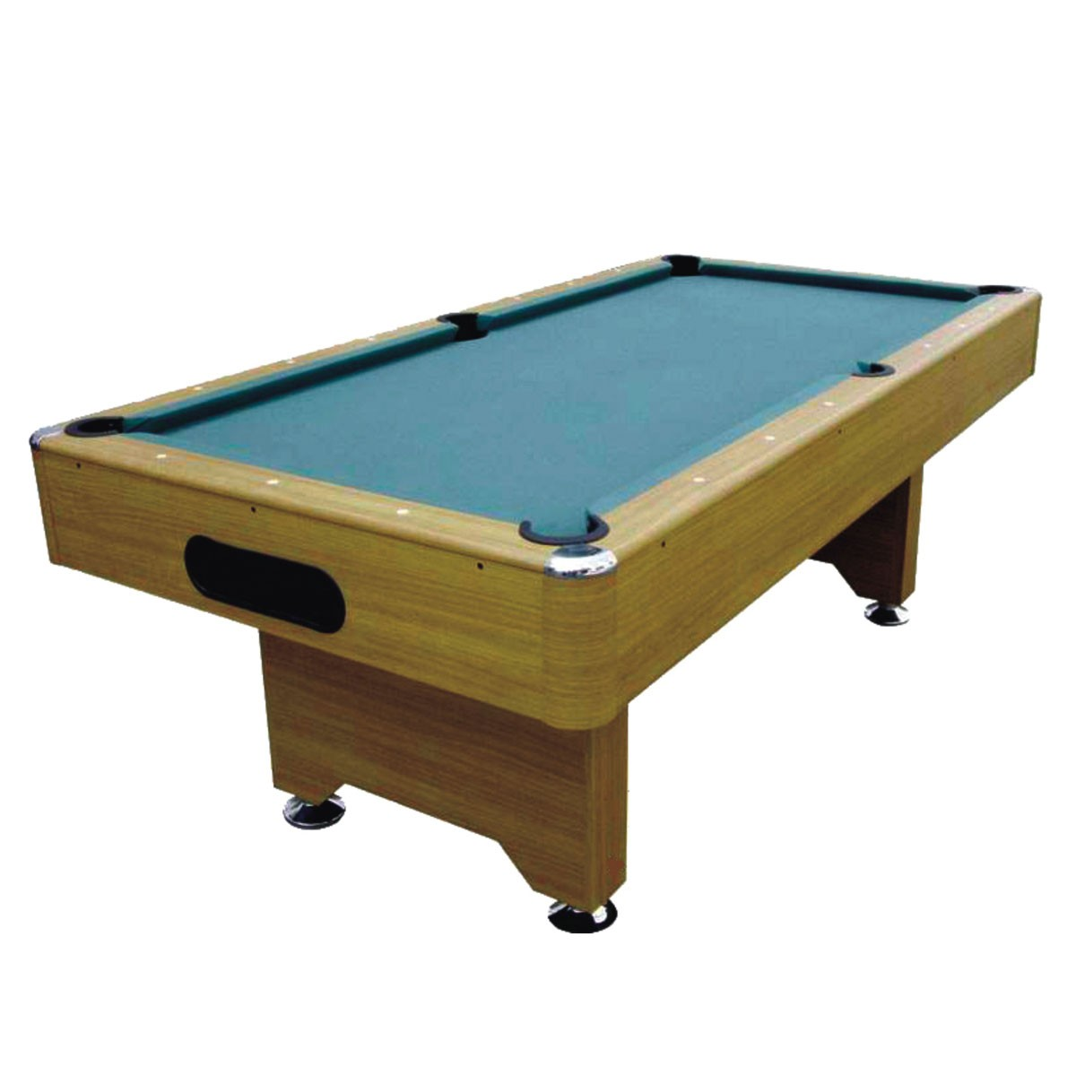 8-Foot Pool Table with Accessories (ZLB-P12)