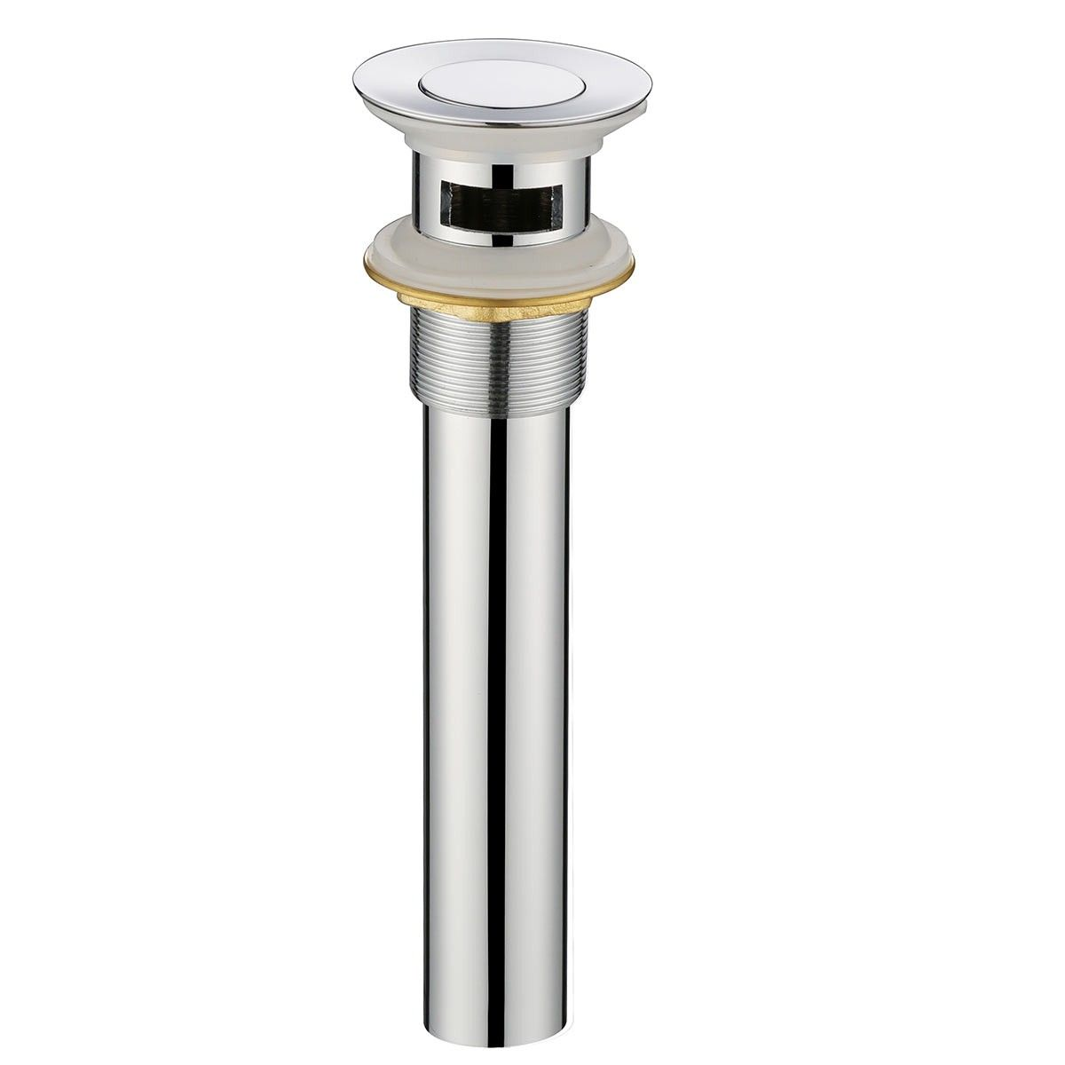 Brass Rotating Top Sink Drain (P320)