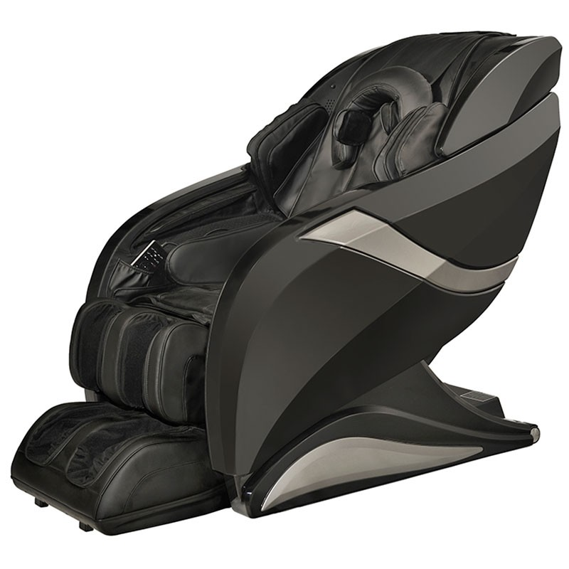 Zero Gravity Heated Reclining L Track Massage Chair (DLA08 B)