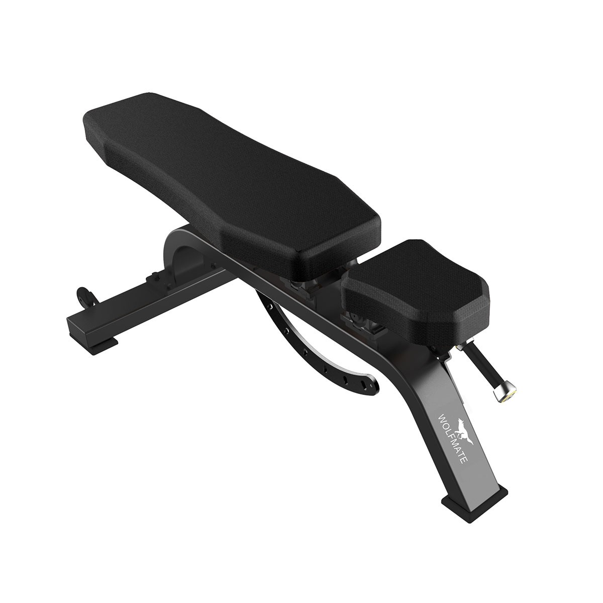 Wolfmate MND-F39 Ajustable Weight Bench (MND-F39)