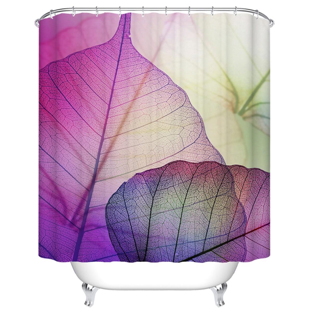 "Bathroom Waterproof Shower Curtain, 70"" W x 72"" H (DK-YT020)"