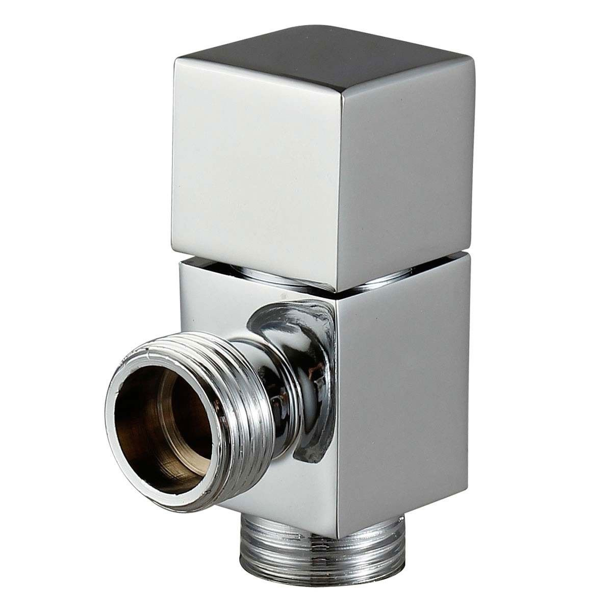 Chrome Plated Brass Angle Valve (V011)