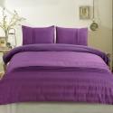 3-Piece Purple Duvet Cover Set (DK-LJ013)