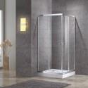 35 x 35 In. Shower Enclosure (DK-D102-90)