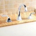 Basin&Sink Faucet - Lead Free Brass with Chrome Finish (DK-YDL-3803CH)