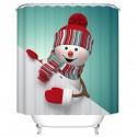 "Bathroom Waterproof Shower Curtain, 70"" W x 72"" H (DK-YT003)"