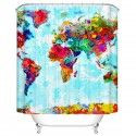 "Bathroom Waterproof Shower Curtain, 70"" W x 72"" H (DK-YT004)"