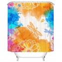 "Bathroom Waterproof Shower Curtain, 70"" W x 72"" H (DK-YT022)"