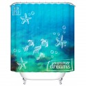 "Bathroom Waterproof Shower Curtain, 70"" W x 72"" H (DK-YT031)"