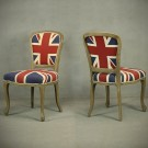 Set of 2 Side Chairs (PJC015)
