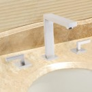 Basin&Sink Faucet - Lead Free Brass with Chrome Finish (DK-YDL-2513CH)