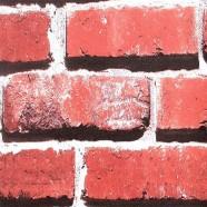 3D Rustic Brick Room Wallpaper (DK-SE453001)