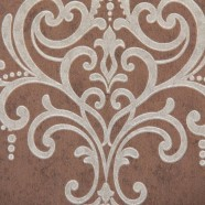 Wallpaper / 3D Embossed Pattern Design Room Wall Decoration, 57 sq.ft/Roll (DK-BL07038)