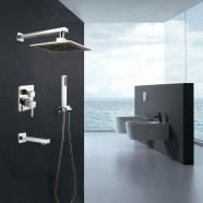Decoraport Wall Mounted Shower Faucet (7523)